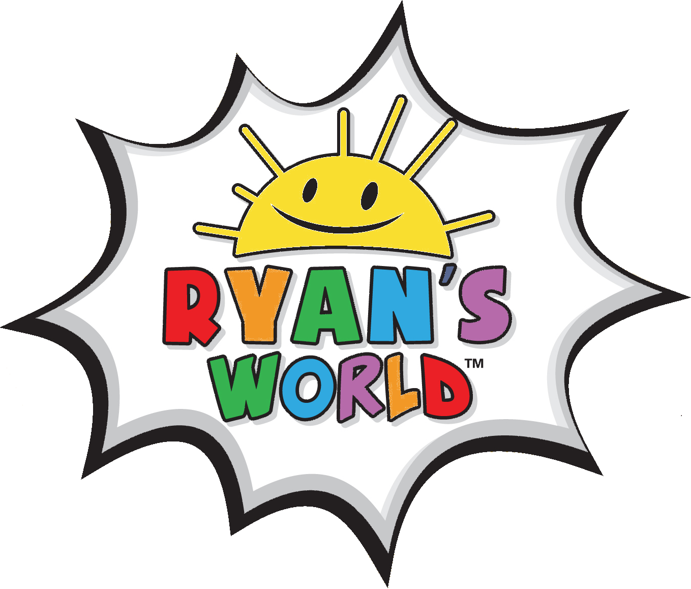 Ryan's World Logo