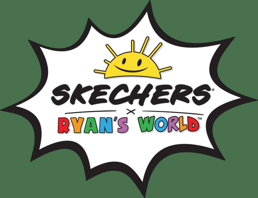 Sketcher's X Ryan's World Logo